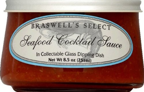 Braswell, Sauce Cocktail Seafood, 9.5 OZ (Pack