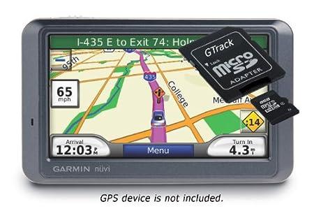 Colombia Panama & Venezuela Maps for Garmin GPS (SD Memory Card / Garmin Compatible)