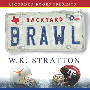 Backyard Brawl Audiobook