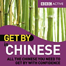 Get By in Chinese Audiobook by  BBC Active Narrated by  uncredited