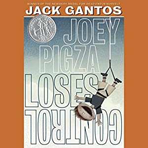 Joey Pigza Loses Control Audiobook