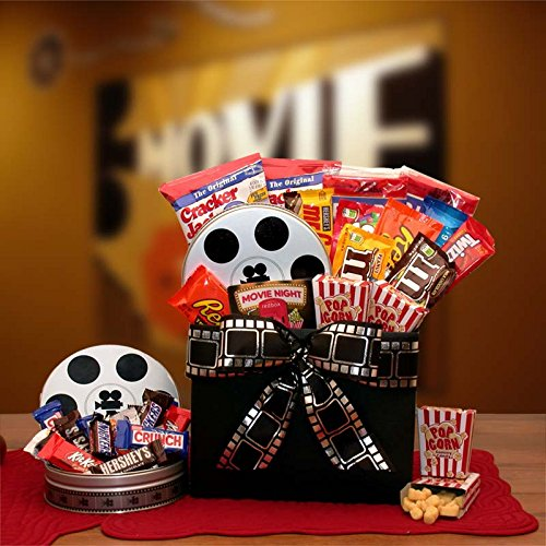 all occasion gift movie fest gift box w 1000 redbox card gift basket