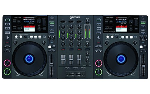 CDMP 7000 - Workstation Midi USB Completa/All In One Per DJ