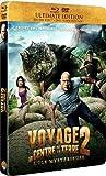 Image de Voyage au centre de la Terre 2 : l'île mystérieuse [Ultimate Edition boîtier SteelBook - Combo Bl
