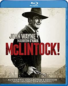 Mclintock [Blu-ray] (Bilingual) [Import]
