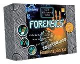 New Scotland Yard Impressions Examination Kit - Juguete de detective (John Adams) (versión en inglés)