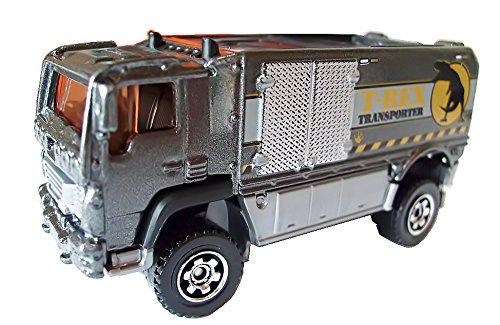 Matchbox Truck – Desert Thunder V16 graumetallic – T-Rex – MBX Explorers – Lastwagen günstig online kaufen