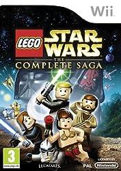 Lego star wars 1 & 2 Complete Saga /Wii