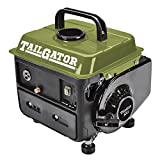 Chicago Electric Generators 800 Rated Watts/900 Max Watts Portable Generator