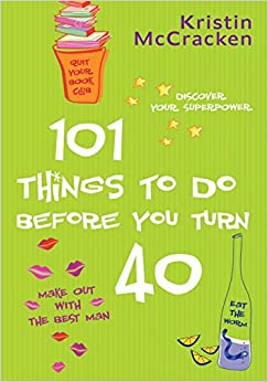 Things to do before you re 40 book