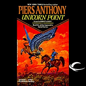 Unicorn Point Audiobook