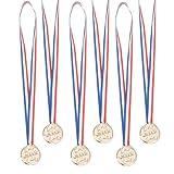 6 Médailles winner