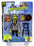 The Muppets Muppets Tonight Series 7 Johnny Fiama Action Figure [Steppin' Out]