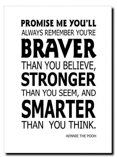Winnie The Pooh Wall Quotes front-641264