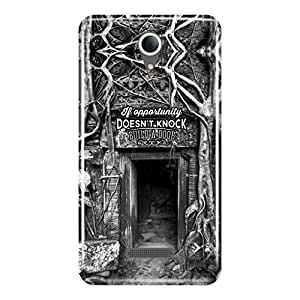 a AND b Designer Printed Mobile Back Cover / Back Case For Micromax Canvas Pace 4G Q416 (MIC_Q416_3D_1606)