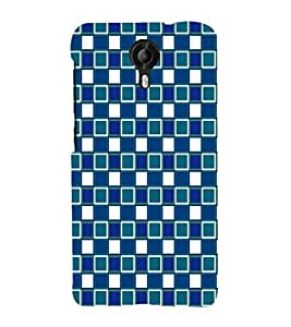 EPICCASE knitted blocks Mobile Back Case Cover For Micromax Canvas Nitro 4G E455 (Designer Case)