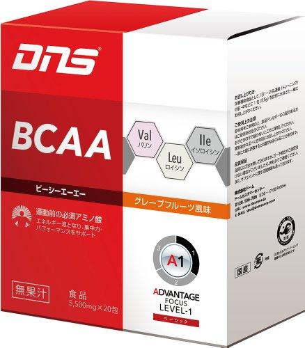DNS BCAA スティック グレープフルーツ風味 5.5g×20包