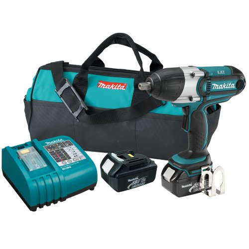 Makita BTW450 18-Volt LXT Lithium-Ion Cordless 1/2-Inch High Torque