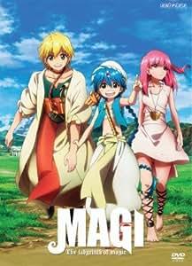 Amazon.com: Magi: The Labyrinth of Magic DVD Set 1: Movies