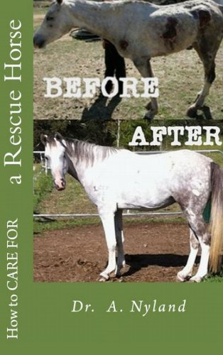 How to Care for a Rescue Horse (Horses / equestrian / riding)