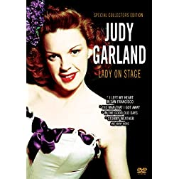 Garland, Judy - Lady On Stage