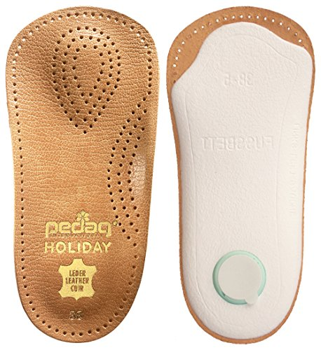 pedag-holiday-3-4-leather-ultra-light-thin-semi-rigid-orthotic-with-metatarsal-pad-and-heel-cushion-