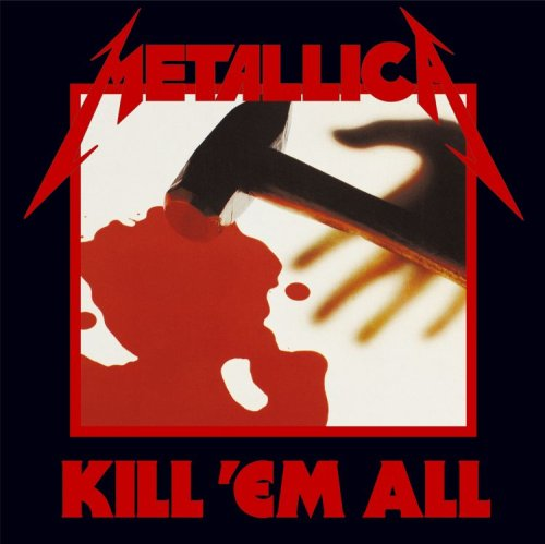 Kill 'Em All artwork