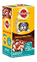 Pedigree Adult Wet Pouch, 1.2kg (Pack of 15)