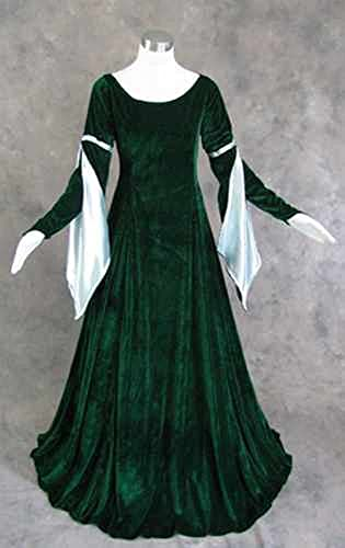 Queen Elinor Costume dress option