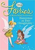echange, troc Bruno Enna, Natacha Godeau - Fairies - Le Monde Secret de Clochette, Tome 1 : Bienvenue au Pays Imaginaire !