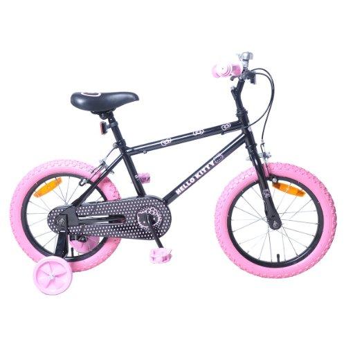 "Fahrrad Hello Kitty black 16"""