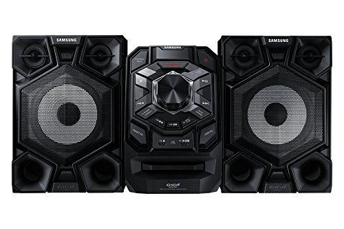 Samsung 600-Watt Bluetooth Dual Voltage Hi-Fi Audio Stereo Sound System With Single Disc Cd Player, FM-Radio, Karaoke Capability, Remote Control (Radio Samsung compare prices)
