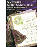 img - for [(Successful Sight Singing, Book 1: A Creative Step by Step Approach * * )] [Author: Nancy Telfer] [Dec-1992] book / textbook / text book