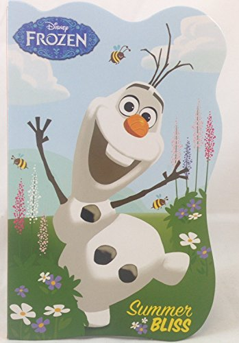 Disney Frozen Summer Bliss Board Book (Olaf)