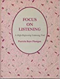 img - for Focus on Listening Text book / textbook / text book