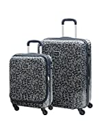 Pepe Jeans Set trolley 55cm (Azul)