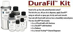Lauer Custom Weaponry DFK99 DuraFil Kit - Trijicon Dark Earth Brown