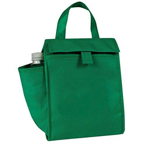 eunichara-egreen-lunch-bag-w-bottle-pocket-90g-non-woven-polypropylene-forest-green-by-eunichara