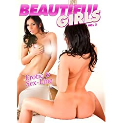 Erotic &amp; Sex-Line: Beautiful Girls Volume2 (Special Edition) REGION FREE