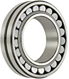 SKF Explorer Spherical Roller Bearing, Tapered Bore, Pressed Steel Cage, C3 Clearance, Metric