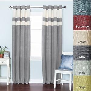 home kitchen home décor window treatments draperies curtains panels