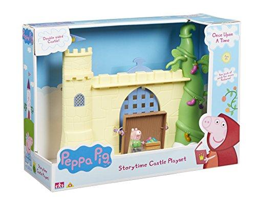Peppa Pig : Once Upon a Time - Le Château des Contes et Légendes - Décor + 1 Figurine