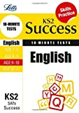 Various English Age 9-10: 10-Minute Tests (Letts Key Stage 2 Success)