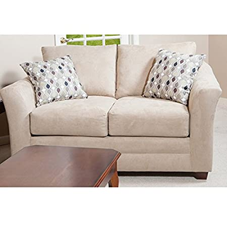 Chelsea Home Carlow Loveseat