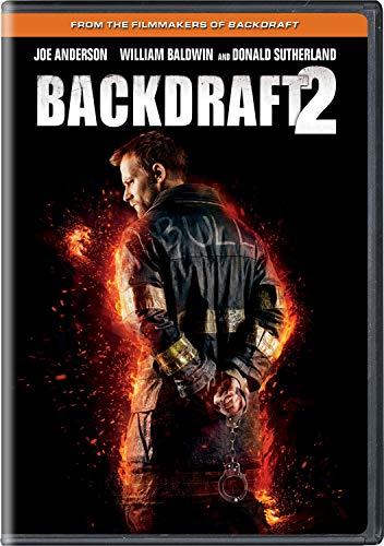 DVD : Backdraft 2 (DVD)