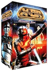X-OR - Coffret 4 DVD - Partie 1 - 24 épisodes VF
