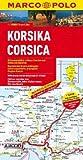 MARCO POLO Karte Korsika 1:150.000 (MARCO POLO Karten 1:200.000) title=
