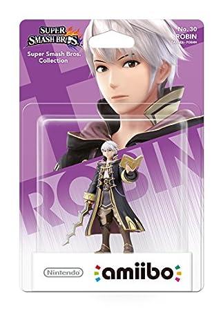 Nintendo - Figura Amiibo Smash: Robin (Daraen) 30