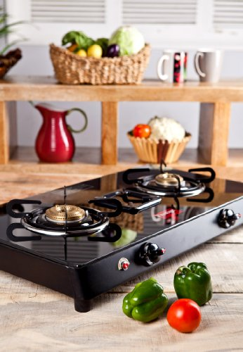 Prestige GT 02 Gas Cooktop (2 Burner)