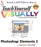 Mike Wooldridge Teach Yourself Visually Photoshop Elements 2
